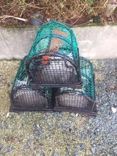 Lobster / Crap Pots / Creels.