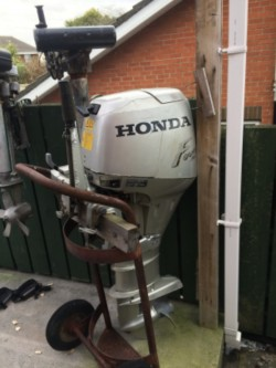 3 outboards for sale