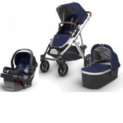 Uppababy Vista Stroller & Mesa Car Seat