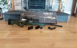 Airsoft MB-01 sniper