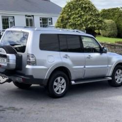 2008 Mitsubishi Pajero 3.2 LWB