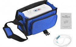 TOPQSC Portable Home Oxygen Concentrator Generator