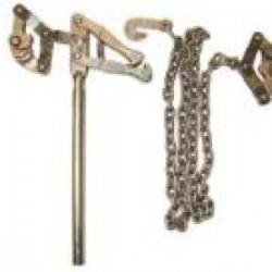 Chain Wire Strainer.