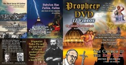 Catholic DVD - Church - Apocalypse - Prophecy - Fatima