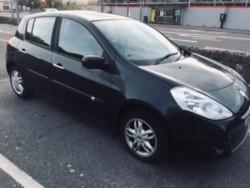 Renault Clio 1.1 2011 5dr