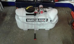 North star quad sprayer
