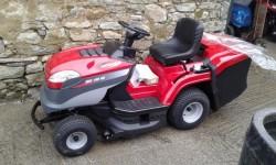 Castlegarden ride on XDC150HD