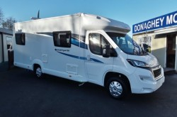 New Peugeot Boxer Compass Avantgarde 196,6 Berth.
