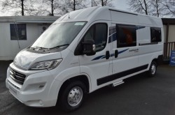 New Fiat Ducato Compass Avantgarde CV20, 2 Berth