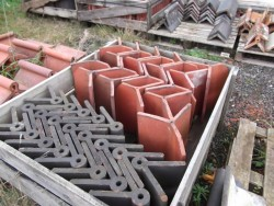 Clay Ridge Tiles