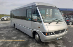 2006 Mercedes Optare 33-seater
