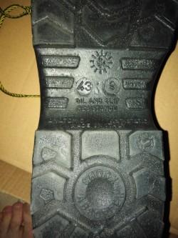 Steel Toecap Shoes