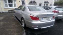 07 bmw 520 for sale