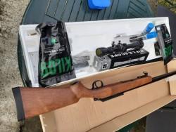 Soft shot rifle