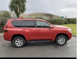 2018 Toyota Landcruiser Auto