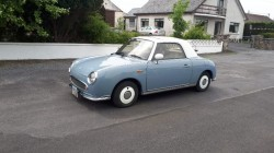 Wanted Nissan Figaro