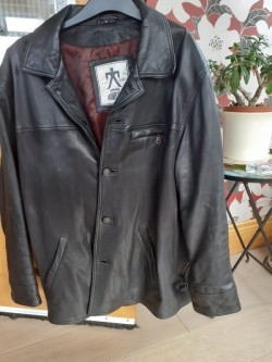 Gents Leather Jacket.