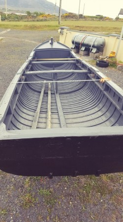Currach 19ft