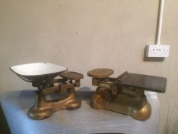 W & T Avery Weighing Scales.