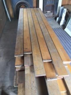 Reclaimed Junkers Beech Solid Flooring