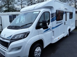 New Peugeot Boxer Compass Avantgarde 185 4 Berth