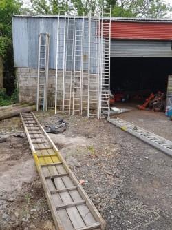 Aluminium Ladders & Roof Ladders