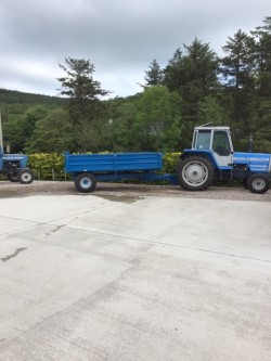 Landini 7880 2WD