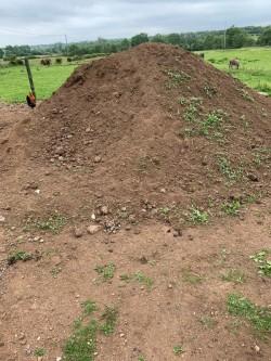Topsoil. 30 ton. Good quality.