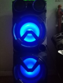 IBIZA BOUNCE SPEAKER MKII STAND-UP
