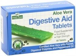 Aloe Vera Digestive Aid Tablets