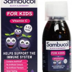 Sambucol For Kids + Vitamin C