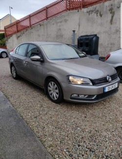 2013 VW Passat Bluemotion
