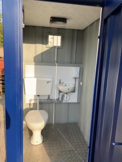 Anti Vandal toilets and offices