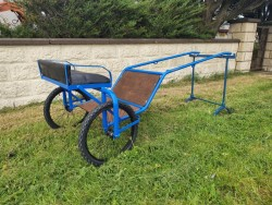 Shetland pony cart