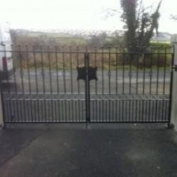 Automatic Entrance Gates