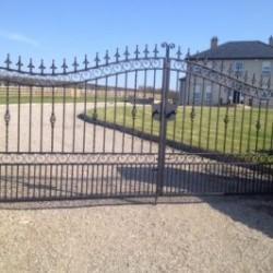 Entrance Gates manual or automatic