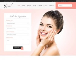 I will create a website for Salon, Hair Dresser and Spa for Free