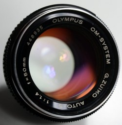 Looking for vintage camera lenses