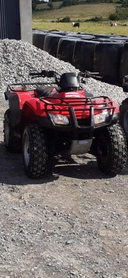 2010 Honda 250cc Farm quad