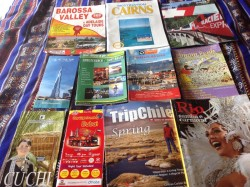Holiday information and leaflets
