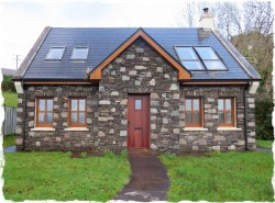 holiday home self cat. to rent glenbeigh 22 aug - september 2020