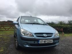 07 Hyundai Getz 1.1 for sale