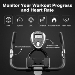 Heavy Duty Exercise Bike