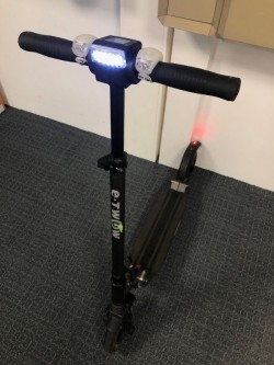 E-TWOW S2 Booster electric scoote
