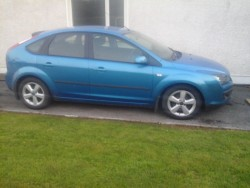 Ford focus 1.8 tdci mot Dec