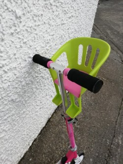 bike seat for doll