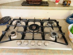 Kenwood 5 Ring Gas Hob