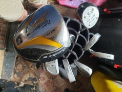 Used Adult Left Handed Golf Clubs