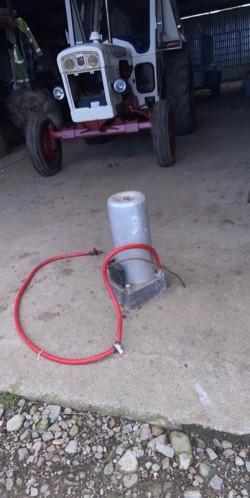Caravan heater
