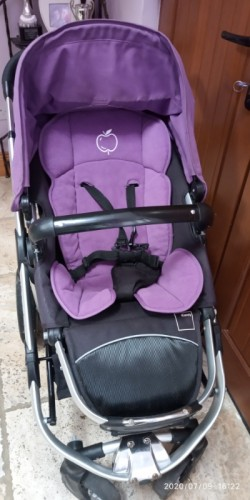 Icandy Apple travel system for sale